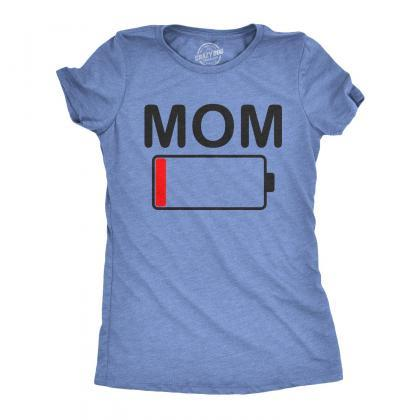 Mom Shirt Funny, New Mom T Shirt, F..