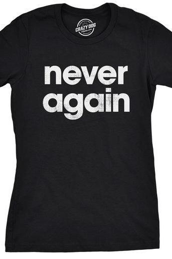 Regrets Shirt, Funny Womens Shirt, Sarcastic Shirt For Women, Funny Saying Shirts, Offensive Shirt, Never Again Shirt