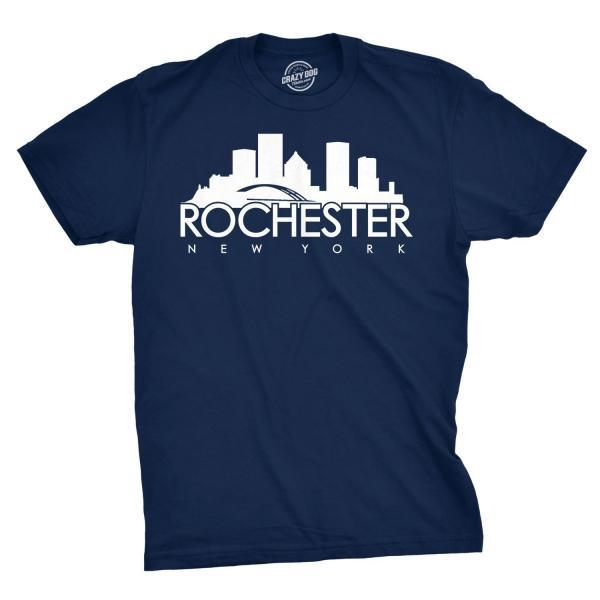 Mens Rochester T Shirt, Mens Funny T shirt, US City Shirts, Greetings From Rochester, Hilarious Mens Tees, Western New York