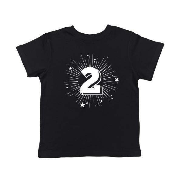 2nd Birthday Shirt, 2 Years Old T Shirt, Toddler Birthday T Shirt, T Shirt For 2 Year Old, Year T Shirts, Novelty Kids T shirts